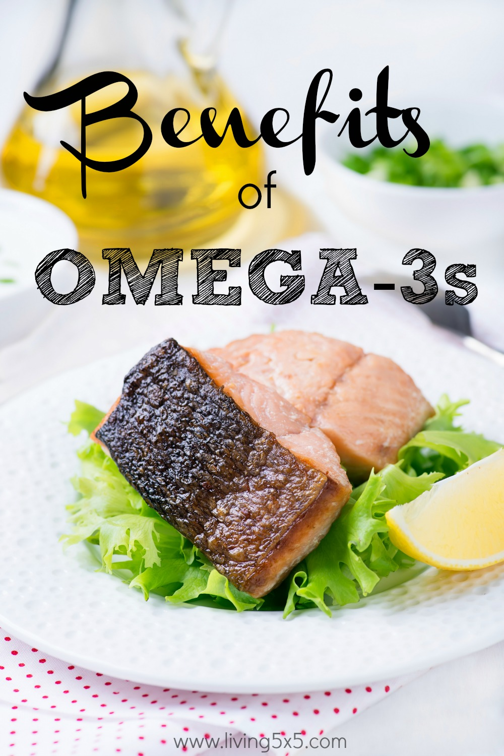 We can boost our brains by ensuring that we get adequate intake of omega-3 fatty acids. See more benefits of what Omega 3s have to offer.