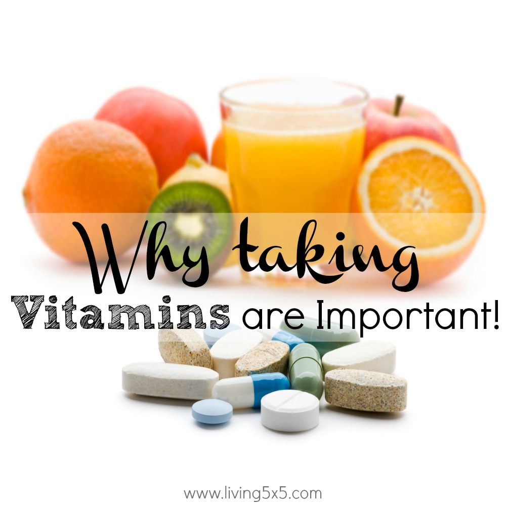 Every person needs the right amount of vitamins and minerals to function properly. Find out reasons to take your vitamins, and stay healthy!