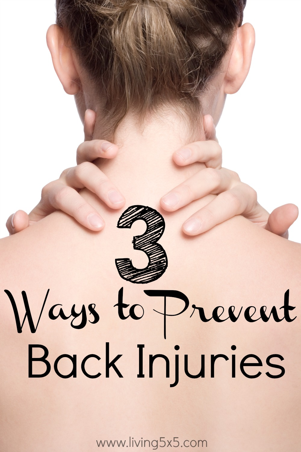 The back is a delicate thing. Follow these simple rules in how to prevent back injuries and protect your back no matter what you are doing.